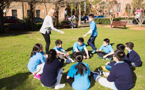 【S-01】Sydney College of English シドニー・カレッジ・オブ・イングリッシュ